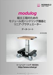 Modulog モジュールのデータ・シート